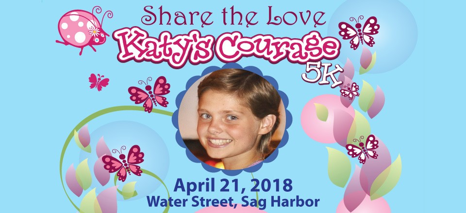 Katy's Courage 5K – April 21, 2018